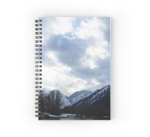 Angel Clouds Spiral Notebook