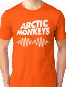 Arctic monkeys logo, AM Unisex T-Shirt