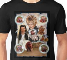 Labyrinth Art Unisex T-Shirt