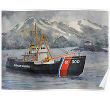 Coast Guard Cutter Citrus Poster