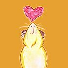 Guinea lovely pig ♥ by Emme Gray