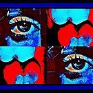 an eyeful by charliethetramp