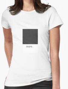 Wayne Enterprises - Black of Knight Womens Fitted T-Shirt