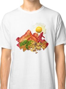 My Ketchup Gone Squatchin for Bacon Classic T-Shirt
