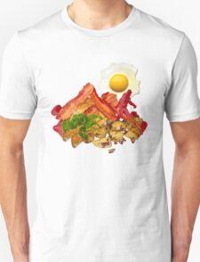 My Ketchup Gone Squatchin for Bacon Unisex T-Shirt