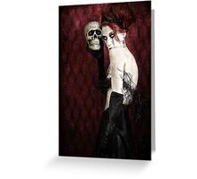 Let Me Sing You a Skullaby Greeting Card