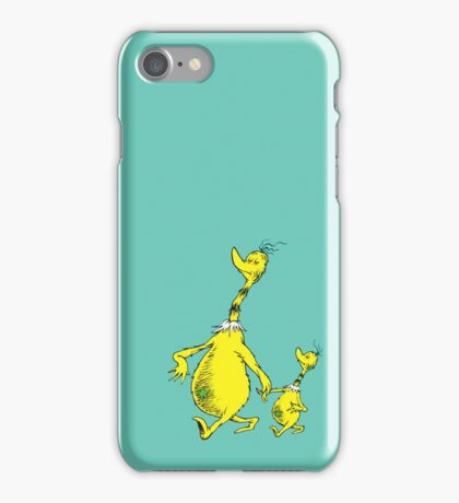 Snobby Sneetches iPhone Case/Skin