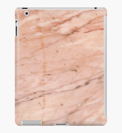 Rose-Gold Marble iPad Case/Skin