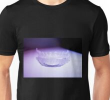 Invisible dental teeth brackets tooth aligners plastic braces retainers to straighten teeth Unisex T-Shirt