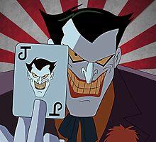 Joker's Funhouse by Kyle Goodman