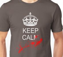 Keep Calm - losing it Unisex T-Shirt
