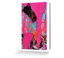 Fixation Vocalization #39 Greeting Card