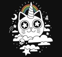 This Is Your Cat On Catnip Kids Tee
