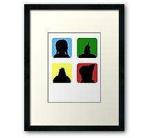 Windows of Oz Framed Print