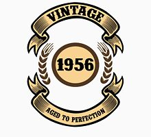 Vintage 1956 Aged To Perfection Unisex T-Shirt