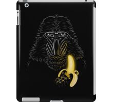 Darth Mandrill iPad Case/Skin