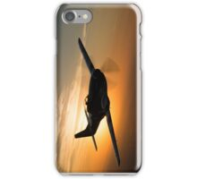 Mustang Sunset iPhone Case/Skin