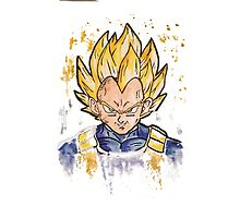 Epic Vegeta iphone cases, Tshirts + more! by Jonny2may