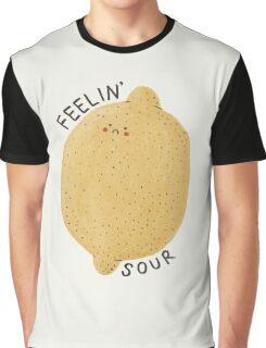 feelin' sour Graphic T-Shirt