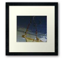 Nautical Series I Framed Print