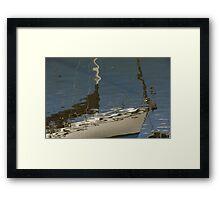 Nautical Series III Framed Print