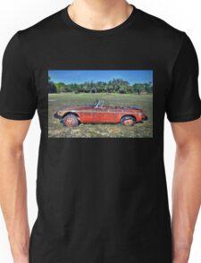MG B Roadster Unisex T-Shirt