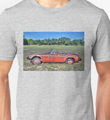 MG B Roadster Unisex T-Shirt
