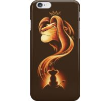 The New King iPhone Case/Skin