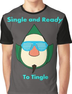 Ready to Tingle Graphic T-Shirt