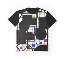 Colour Relationships Graphic T-Shirt