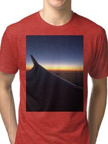 Fiery Tri-blend T-Shirt