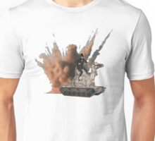 Battle Camel Unisex T-Shirt