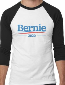 Bernie Sanders 2020 Campaign Logo Men's Baseball ¾ T-Shirt