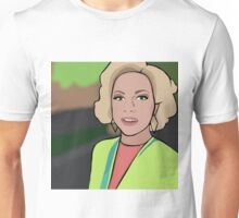 Courtney Act Drawing  Unisex T-Shirt