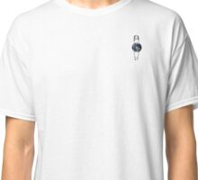 Safety Pin Tag Classic T-Shirt