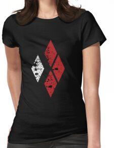 Quinn Diamonds Womens Fitted T-Shirt
