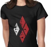 Quinn Diamonds Womens Fitted T-Shirt