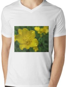 Best Butter Mens V-Neck T-Shirt