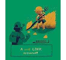 the wild link Photographic Print