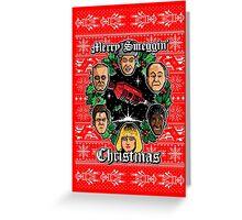 Merry Smeggin' Christmas Greeting Card