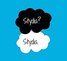 Stydia? Stydia.  by jordanparrish
