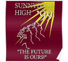 Sunnydale Yearbook 99 Poster