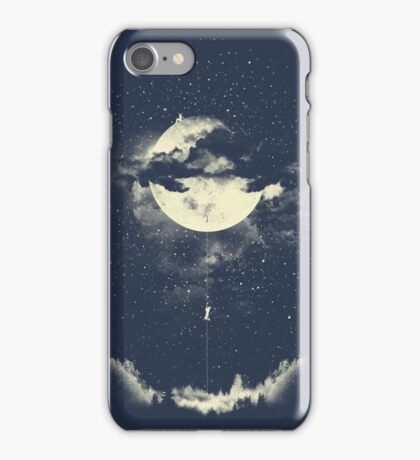 moonlight dreem iPhone Case/Skin