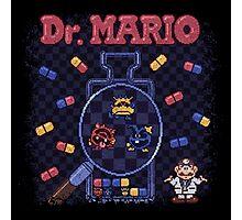 Mario Doctor Photographic Print