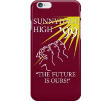 Sunnydale Yearbook 99 iPhone Case/Skin