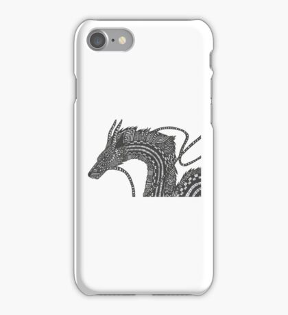 Haku - Spirited Away iPhone Case/Skin