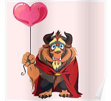 Cute Beast Poster