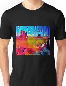 Monument Valley Sunset Unisex T-Shirt