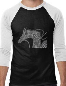Haku - Spirited Away Men's Baseball ¾ T-Shirt