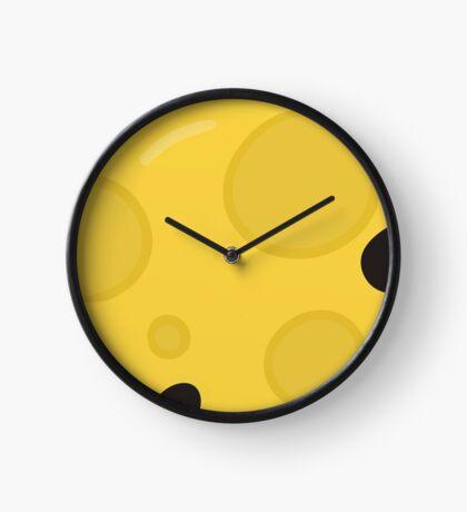 Cheezy dreams Clock